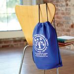 Custom Non Woven Drawstring Backpack