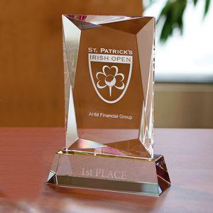 Achievement Dichroic- Large Award