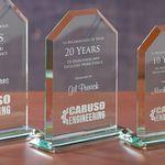 Custom Cortado Award - Medium
