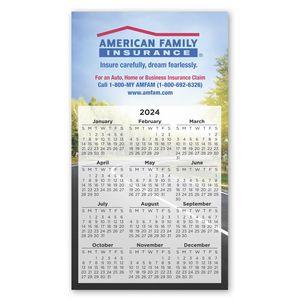 Calendar Large Magnet 3-29/32 x 6-15/16