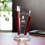 Custom Ruby Inclination Award