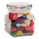 Custom Standard Jelly Beans in Sm Glass Jar
