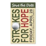 Custom Save The Date Magnet 3 x 5