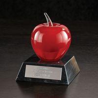 Geyser Apple w/ Marble Base