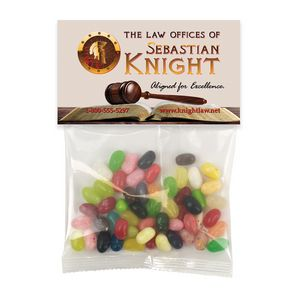 Jelly Belly Candy in Sm Header Pack