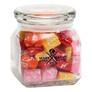 Starburst in Sm Glass Jar