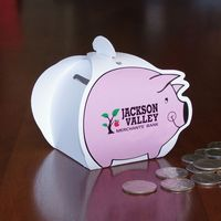 Piggy Paper Bank