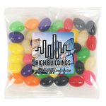 Custom Standard Jelly Beans in Lg Label Pack