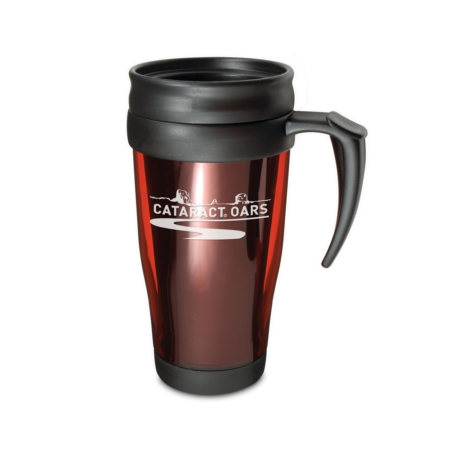 Translucent 15 Oz Travel Mug