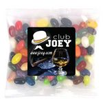 Custom Jelly Belly Candy in Lg Label Pack
