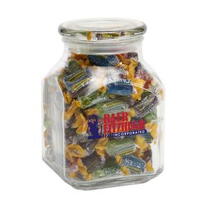 Jolly Rancher in Lg Glass Jar