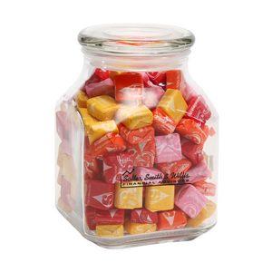 Starburst in Lg Glass Jar
