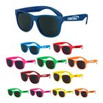 Custom Solid Color Classic Sunglasses
