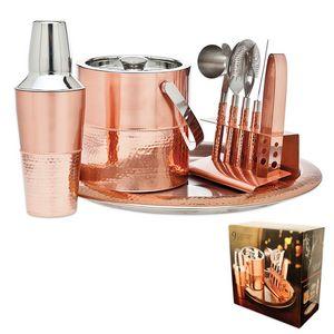 Custom 9 Piece Copper Bar Set