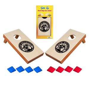 Custom Imprinted Cornhole Game Kits
