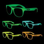 Custom Glow in the Dark Glasses