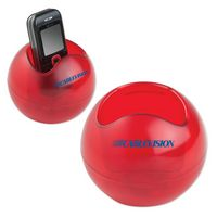 Red Cell Phone Holder Bank