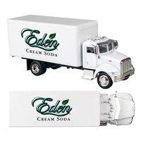 Peterbilt Box Truck - 4 Color Process