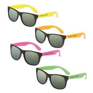 2a32f9c974 Custom Imprinted Neon Sunglasses