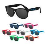 Custom Premium Solid Color Classic Sunglasses
