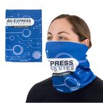 2 Layer Cooling Headband Mask