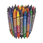 Double Sided Hexagon Bulk Crayons