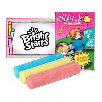3 Pack Jumbo Sidewalk Chalk