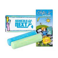 2 Pack Jumbo Sidewalk Chalk