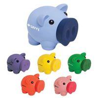 PVC Large Nose Piggy Bank