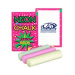 Custom 3 Pack Jumbo Neon Chalk