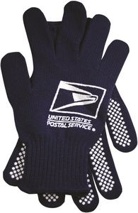 Custom Imprinted PVC Dot Palm Knit Gloves!
