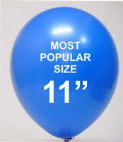 "11"" Screen Printed Balloon"