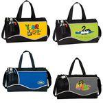 Custom Cross Sports Gym Duffle Bag