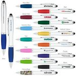 Custom Curves Economic Twist Action Stylus Pen