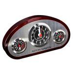 Dashboard Weather Station Clock