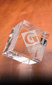 Columbus Globe Optical Crystal Award