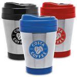 Custom 12 Oz. Perfect Perk Collection Mobile Café Mug
