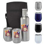 Custom Et Vinum Wine Cooler Three Piece Set