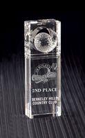 Medium Absolute Golf Trophy