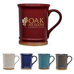 Custom 15 oz. Allure Collection Ceramic Mug