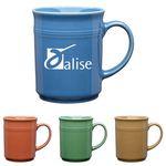 Custom 14 Oz. Baristi Collection Ceramic Mug