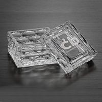 Tresor Glass Box - Deep Etched