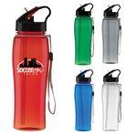 Custom 25 Oz. Tritan Hydro Collection Water Bottle
