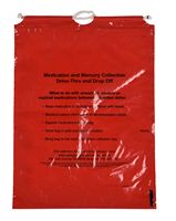 "Cotton Drawstring Bags 2 mil.(Ink Imprinted) 12""x16""x4"""