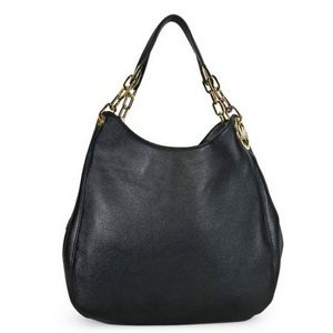 d2587e9d302b Michael Kors Fulton Large Black Shoulder Tote - MK-30H3GFTE3L-001-EXE -  IdeaStage Promotional Products