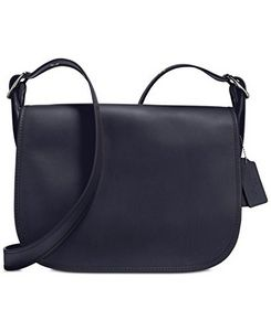 Coach Saddle Bag In Glovetanned Leather Dark Navy 55298 Dknav Exe Ideastage Promotional Products