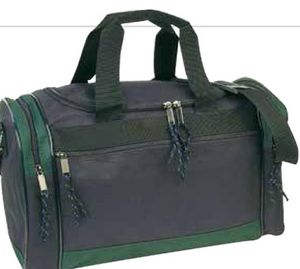 600d Polyester Duffle Bag W Heavy Vinyl Backing Blank Db Ideastage Promotional Products