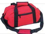Custom 2 Tone Duffle Bag - Blank (18