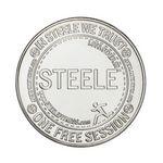 Custom Nickel Silver Coin - Medallion (39mm)