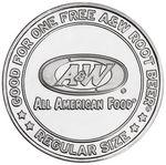 Custom Aluminum Coin - Medallion 1.25